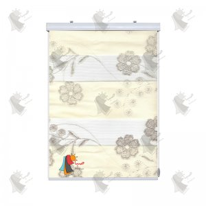 زبرا گلدار لاکچری HM-1